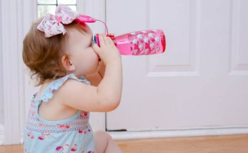 melhor copo bebês