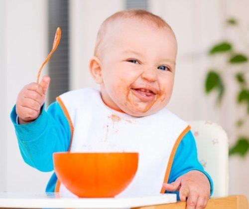 Congelamento das papinhas da Introdução Alimentar