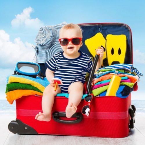 Viajar com o bebê Introdução Alimentar